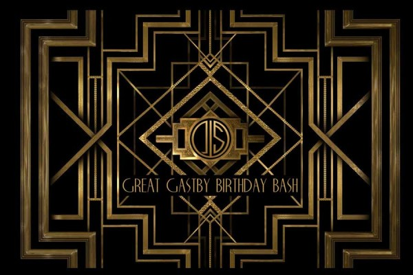 Great Gatsby Mansion Party